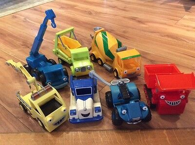 bob the builders toys