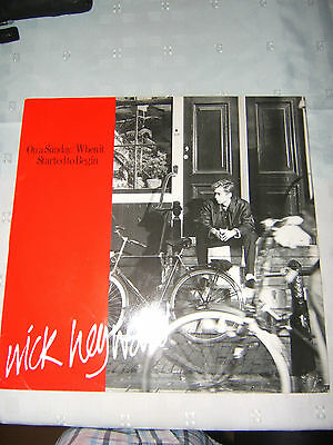 """Nick Heyward """"on A Sunday"""" 12"""" Vinyl In Exc Condition 1983"""