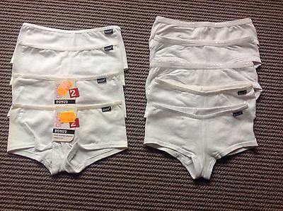 Brand New & Pre-Owned Girls Bonds White Nickers