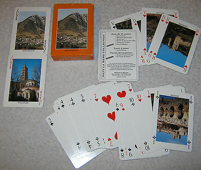Jeu de cartes Cathares Playing Cards