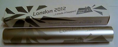 Original Box Official London 2012 Paralympic Games Maker Baton Olympic Venue