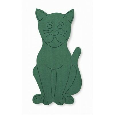 Floral Foam Cat Funeral Or Memorial Tribute Floristry Oasis Type Sku2145