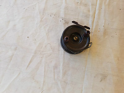 Vintage Alpha Bakerlite Fishing Reel