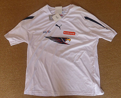 Puma West Coast Eagles Players Training Top Mens Size 4XL Brand New with tags