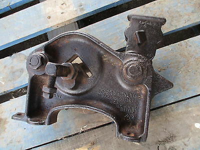 WHITNEY METAL TOOL CO. Rockford IL. A4 2x2x1/4 ANGLE IRON Cutter SHEAR