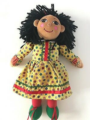 Rosie Doll Rosie and Jim collectable