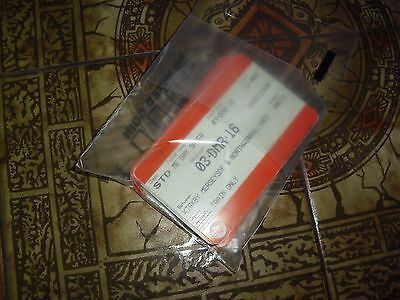 37 used train tickets