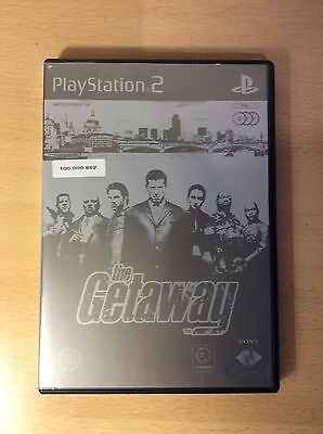 The Getaway Limited Edition 862 - PS2 UK PAL Complete PlayStation