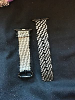 Apple Watch Woven Nylon Strap 38mm with free headphones