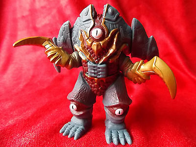 "MINT!! Kaiser Dobishi BANDAI Sofubi PVC Figure 3.5"" 9cm KAIJU UK DESPATCH"