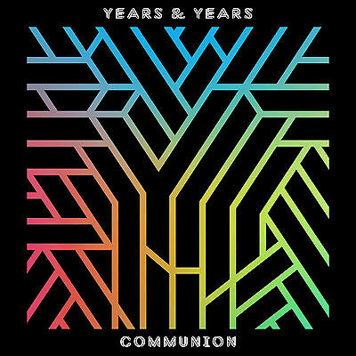 Years And Years ~ Communion ~ 2 X Vinyl Lp ~ *new And Sealed*