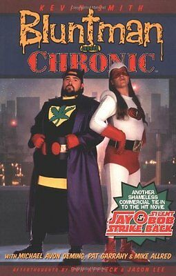 Bluntman and Chronic by Kevin Smith, etc. (Paperback, 2002) Mint Condition