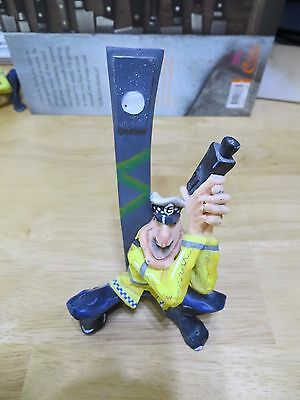 Speed Freaks Pc Sneaky Police Ornaments Traffic Cop