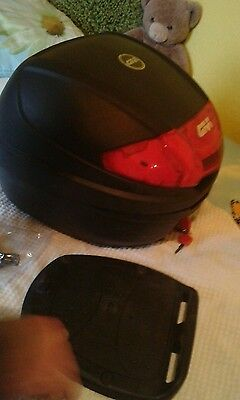 givi top box 30L case for motorcycles