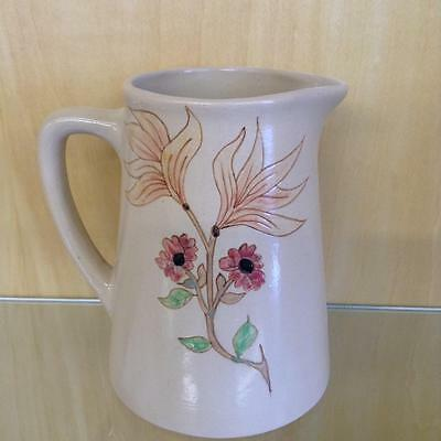 Burslem Pottery Offers You A  Rare Harvest Time 1/1  Jug Limited Edition