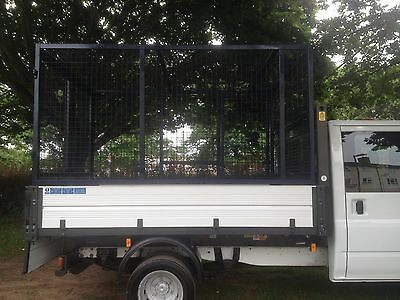 ford transit rear cage