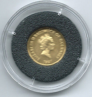 Guernsey - Proof Gold (0.916) £5 Pound - Royal Wedding 50th anniversary - 1997