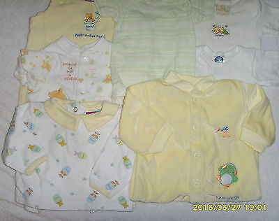 Boy's size 0-3 months lot of items  (10)