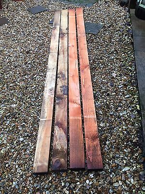 4 X 2 Timbers / Wood / Fencing