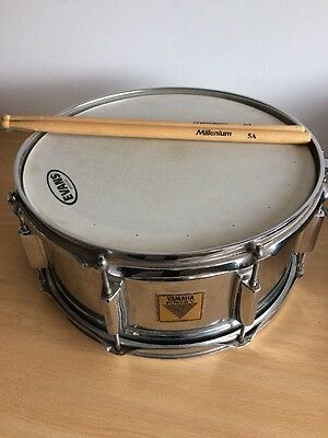 yamaha 14 steel shell snare
