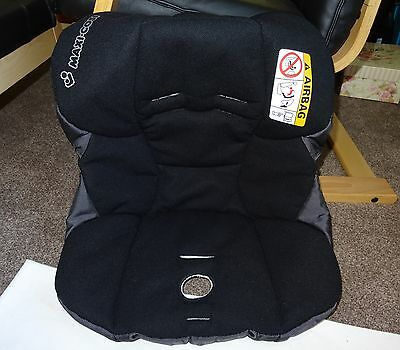maxi-cosi cabriofix car seat cover replacement - black reflection
