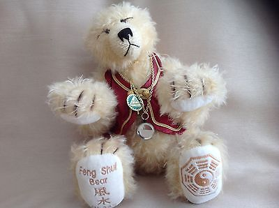 Hermann Spielwaren Limited Edition Feng Shui Bear (Rare)