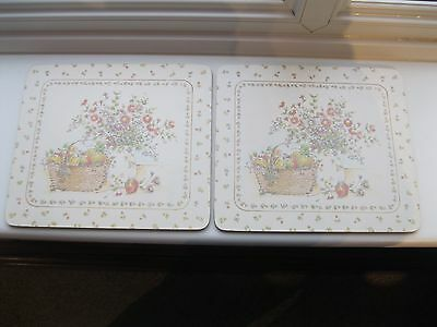 BHS Country Garland dinner place mats