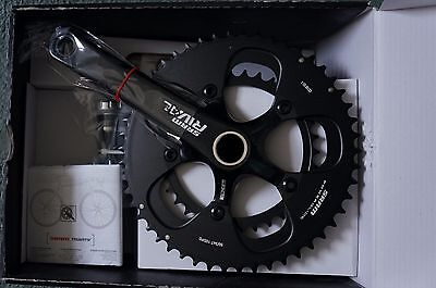 Sram Road Rival 50-34T OCT 170mm Chainset with GXP BB NEW!