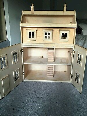 Early Learning Centre Large Wooden Dolls House
