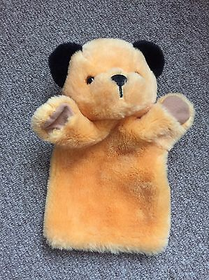 vintage sooty puppet