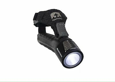 Nathan Zephyr Fire Hand Torch Flashlight 300 Black
