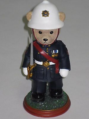 "Hamilton Collection by Faithful Fuzzies ""Dress Blues"" Sculpture"