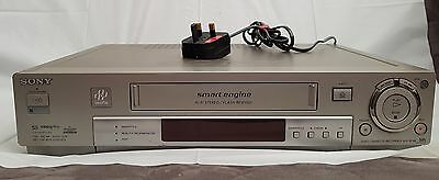 Sony SLV-SF99 VHS VCR. Video Cassette Recorder. UNIT ONLY.