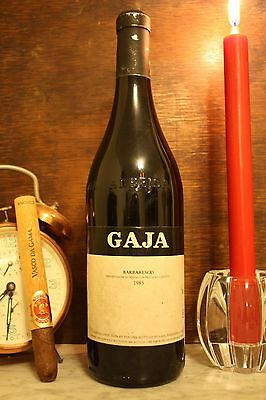 "Barbaresco Gaja D.o.c. Vendemmia 1985 ""a Great Year"""