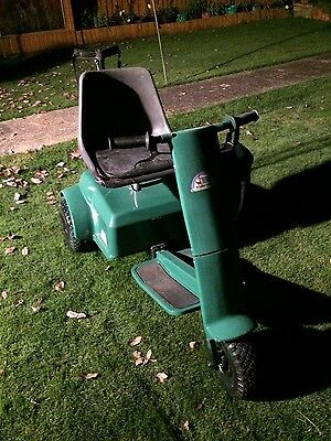 golf buggy ( Patterson )