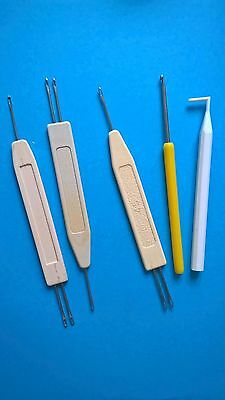 Knitmaster Brother Silver Reed Transfer Tools crochet hook for Knitting Machines