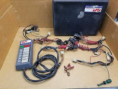 Vintage GP Electronic Ignition Tester with AMC-GM-Ford-Chrysler Leads