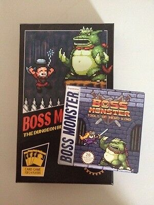 boss monster and expansion
