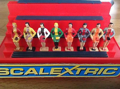 """Scalextric Vintage Group Of """"ladies Who Lunch""""  Nicely Painted C784"""
