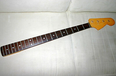 +++ Vintage Maple Neck mit Rosewood Fretboard f. Jazz oder Precision Bass +++