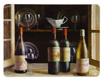 Denby 1809 Wine Cabinet Placemats - Lifestyle Collection - Brand New