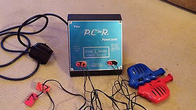 Vintage Scalextric /transformer+Controllers