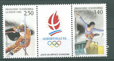timbres neufs Andorre YT 414A**