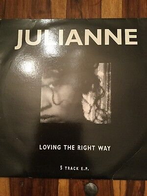 Julianne- Loving The Right Way   12""