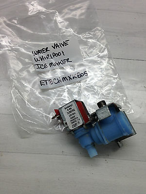 Whirlpool Refrigerator Water Valve Icemaker 2188782 Mdl ET8CHMXKB05 Part {AG}