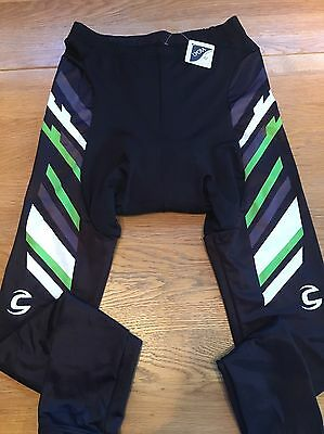 Men's Cannondale Thermal Cycling Full Length Tights XXL BNWT