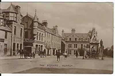 The Square , Huntly .