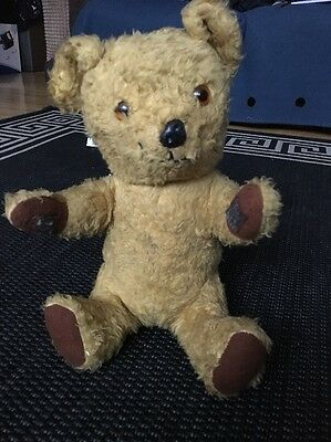 Vintage Chad Valley Chiltern Teddy Bear
