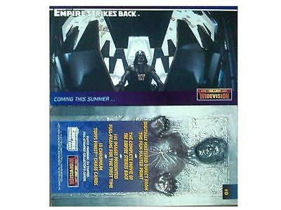 The Empire Strikes Back Widevision Promo #0 (SWG Magazine) Topps - 1995