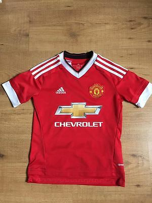 Maillot adidas manchester united enfant taille 9-10 ans